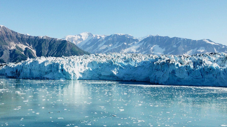 Alaskian glacier!