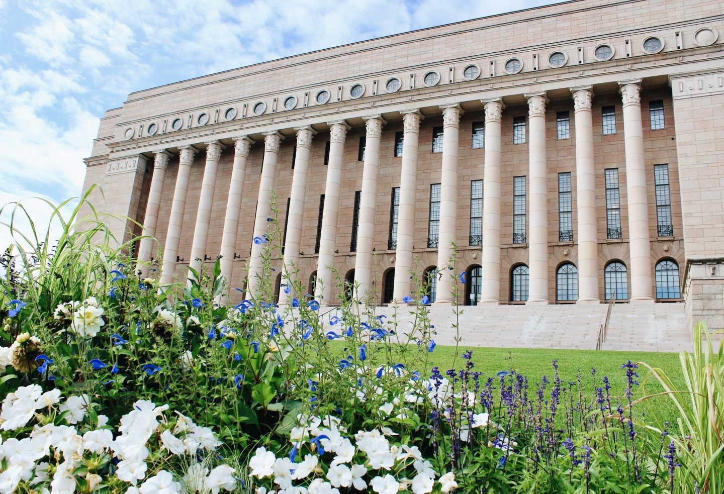 The National Museum of Finnish History in Helsinki!