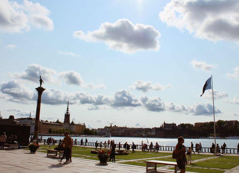 Stockholm, Sweden's harbor!