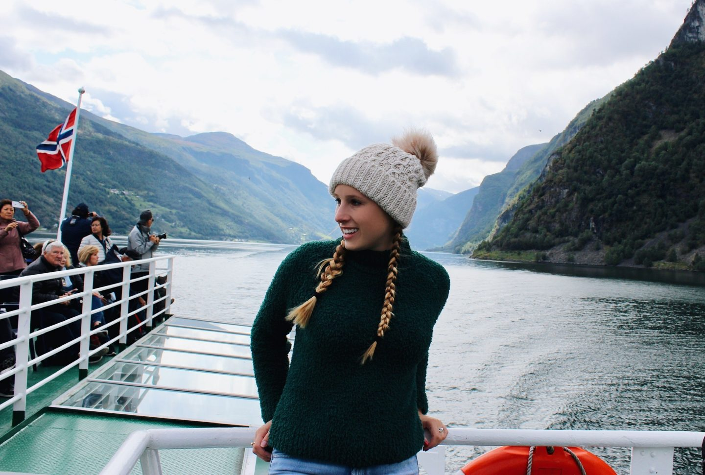 Fjord cruise in Norway with Norway in a Nutshell!