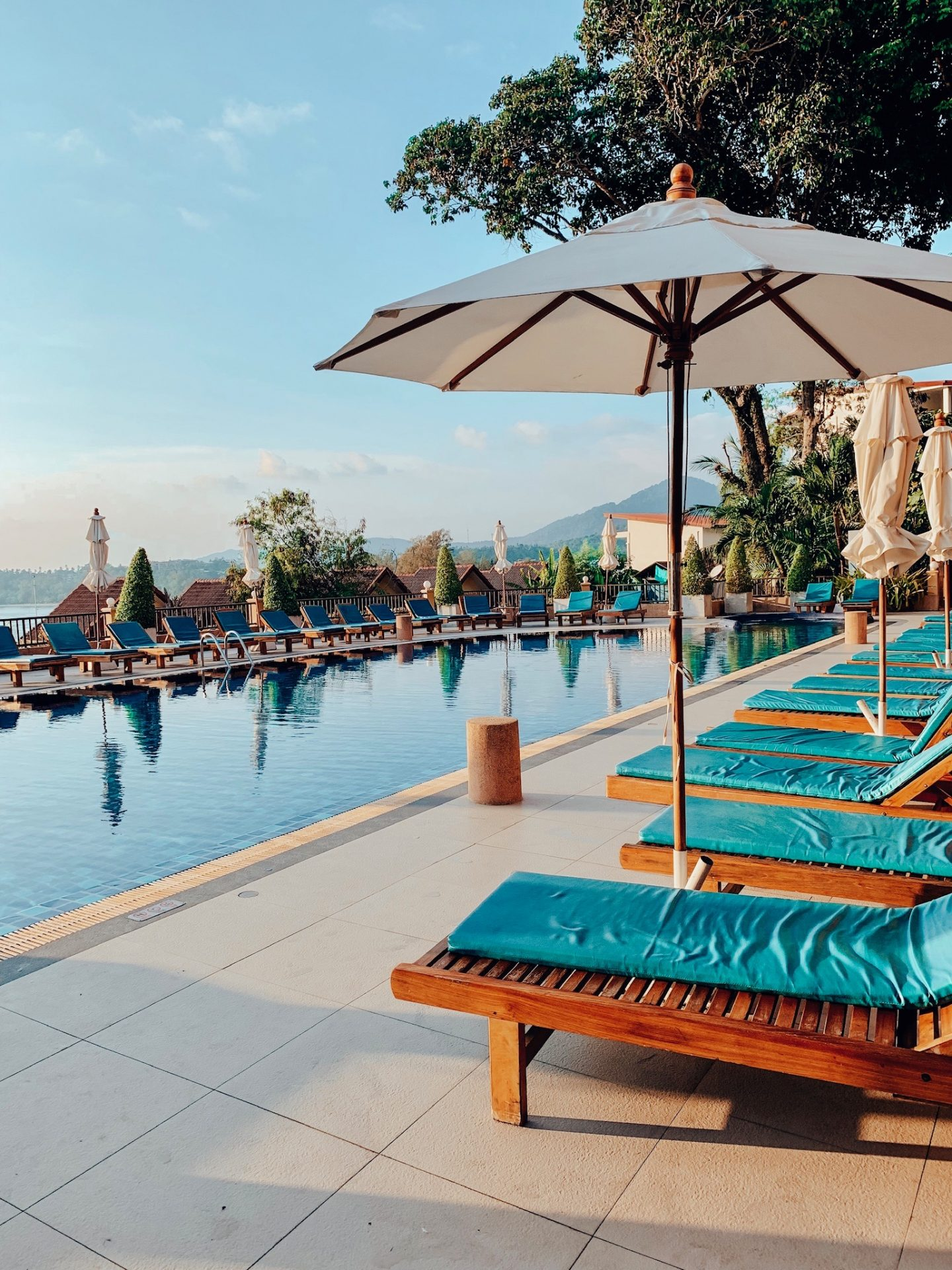 Our resort on Kata Beach in Phuket, Thailand!