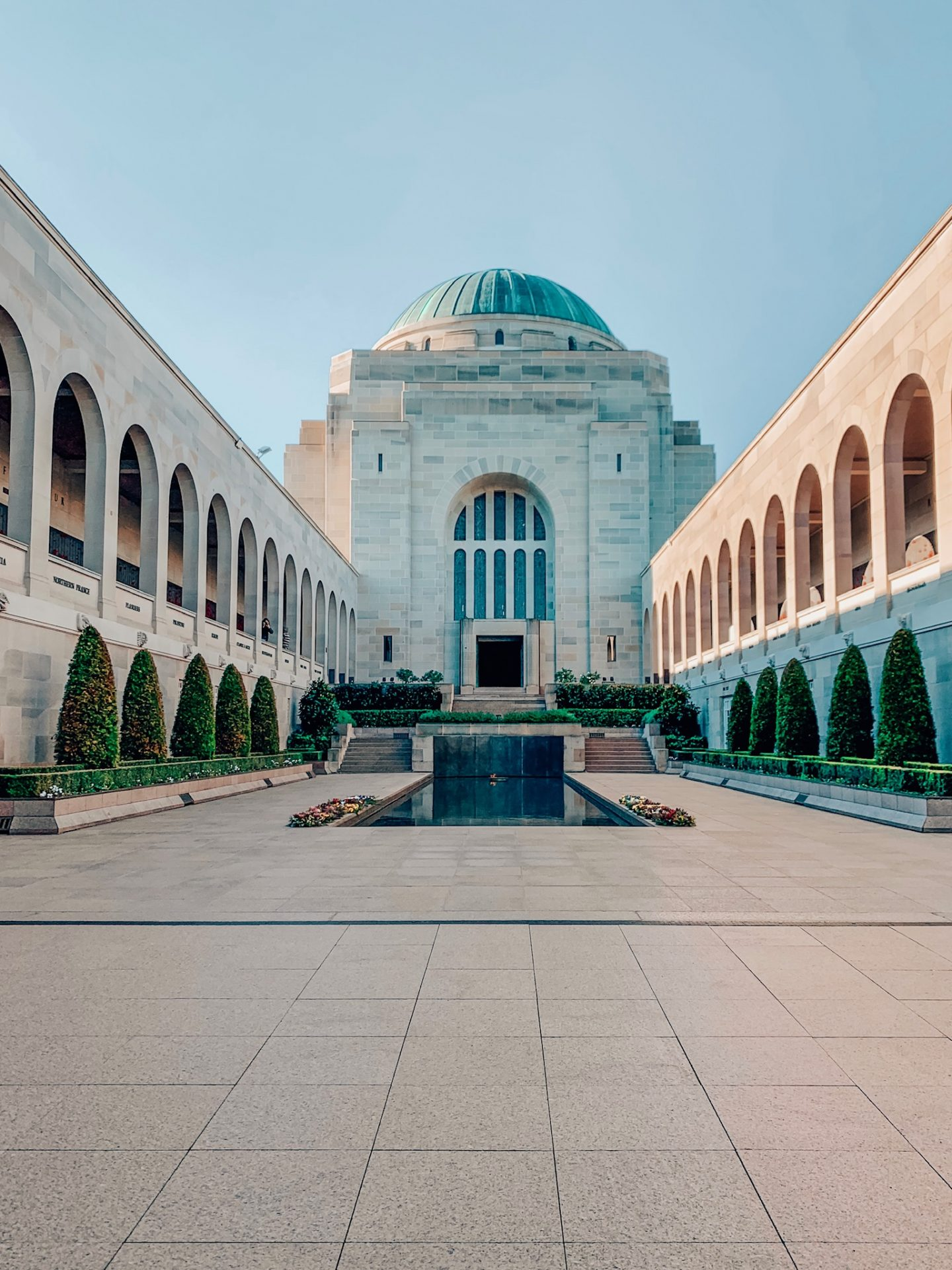 The Australian War Memorial in Canberra