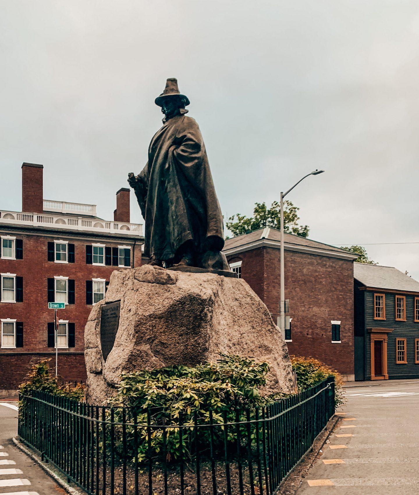 Downtown Salem, MA