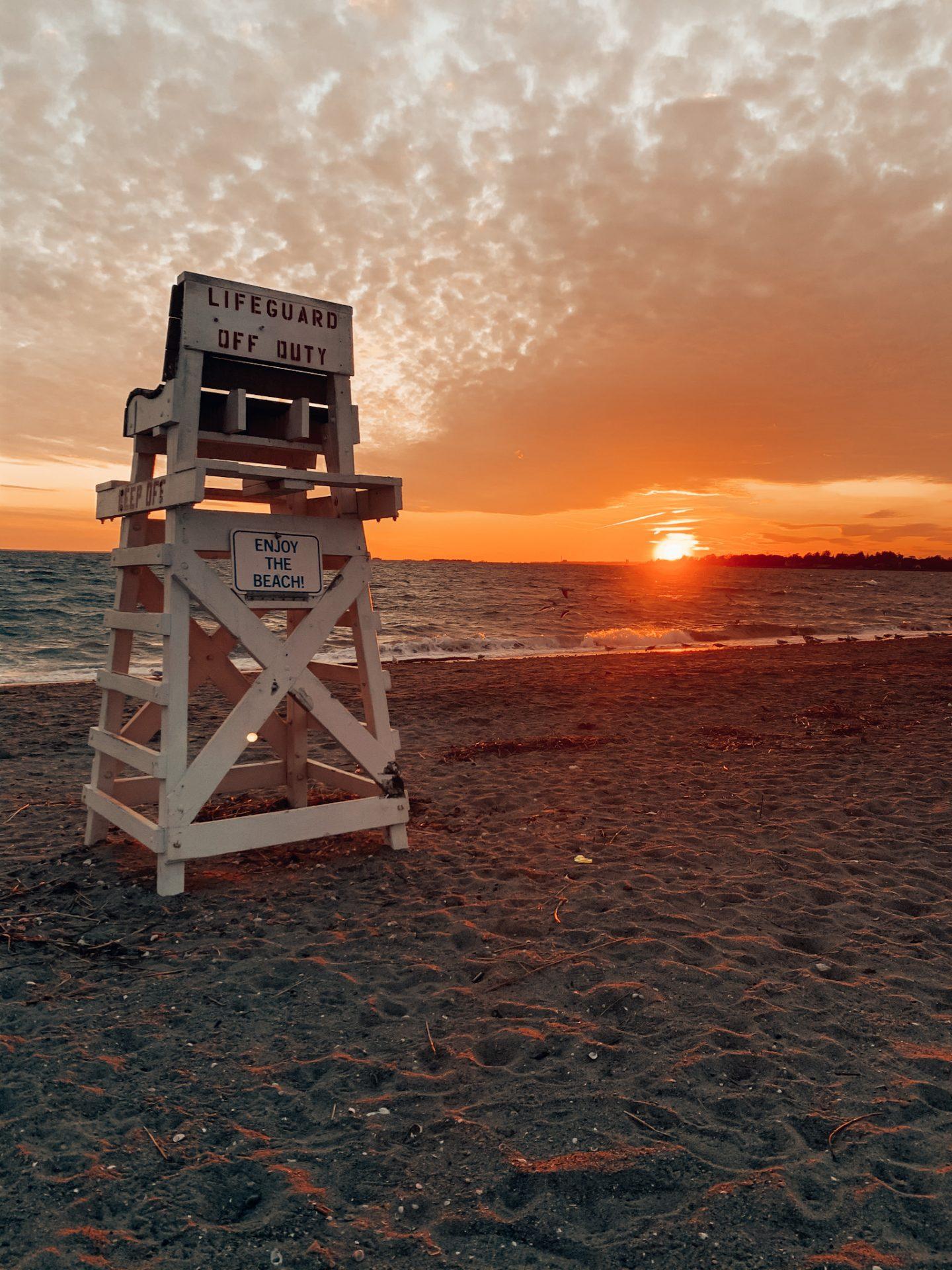 Sasco Hill Beach in Fairfield, CT