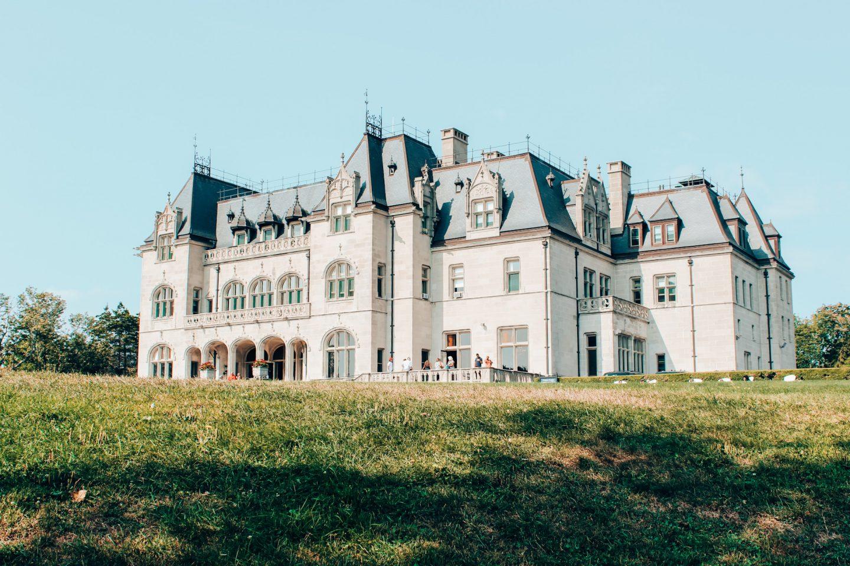 Breakers Mansion in Newport, RI
