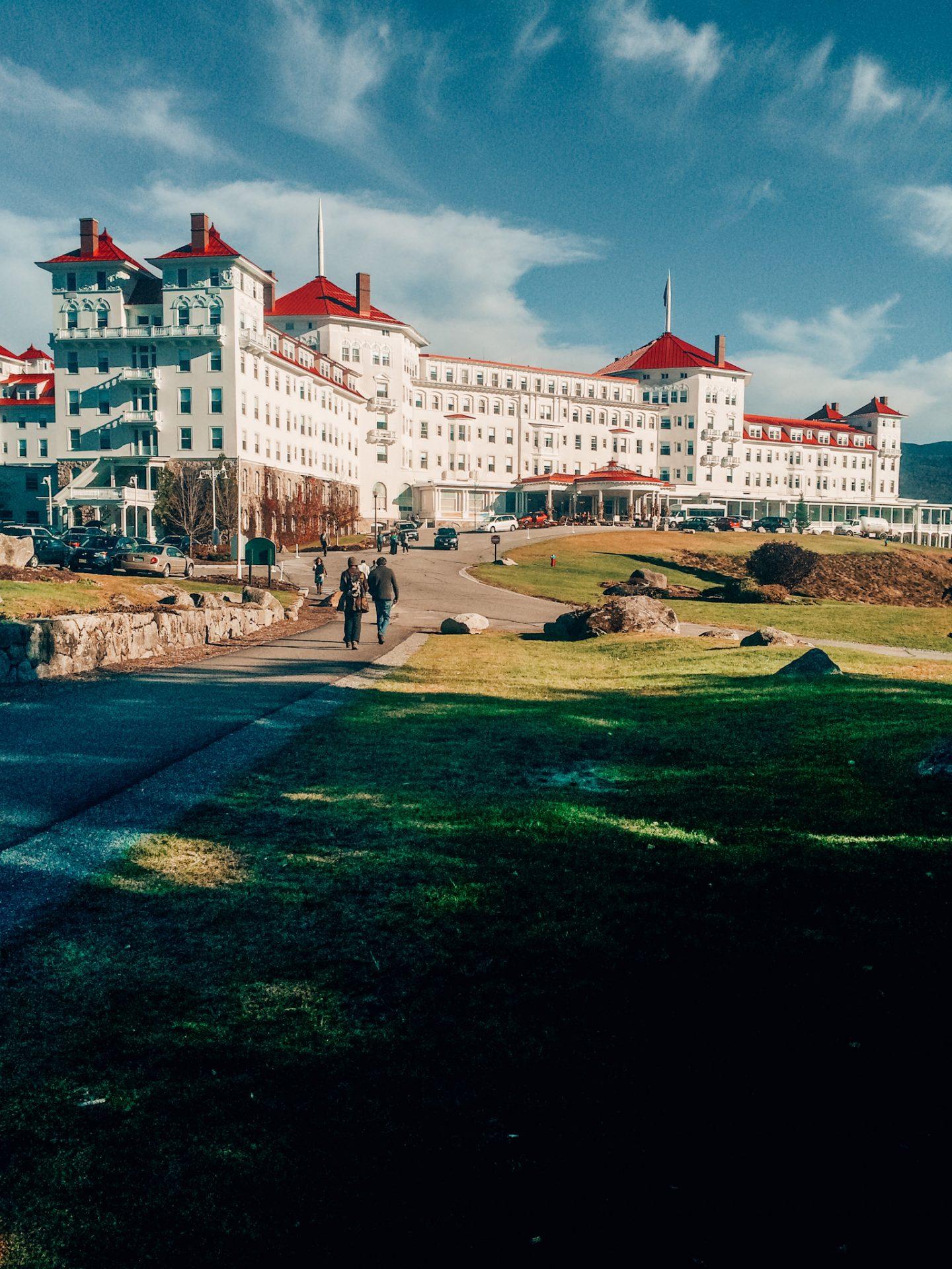 Mount Washington Omni Resort