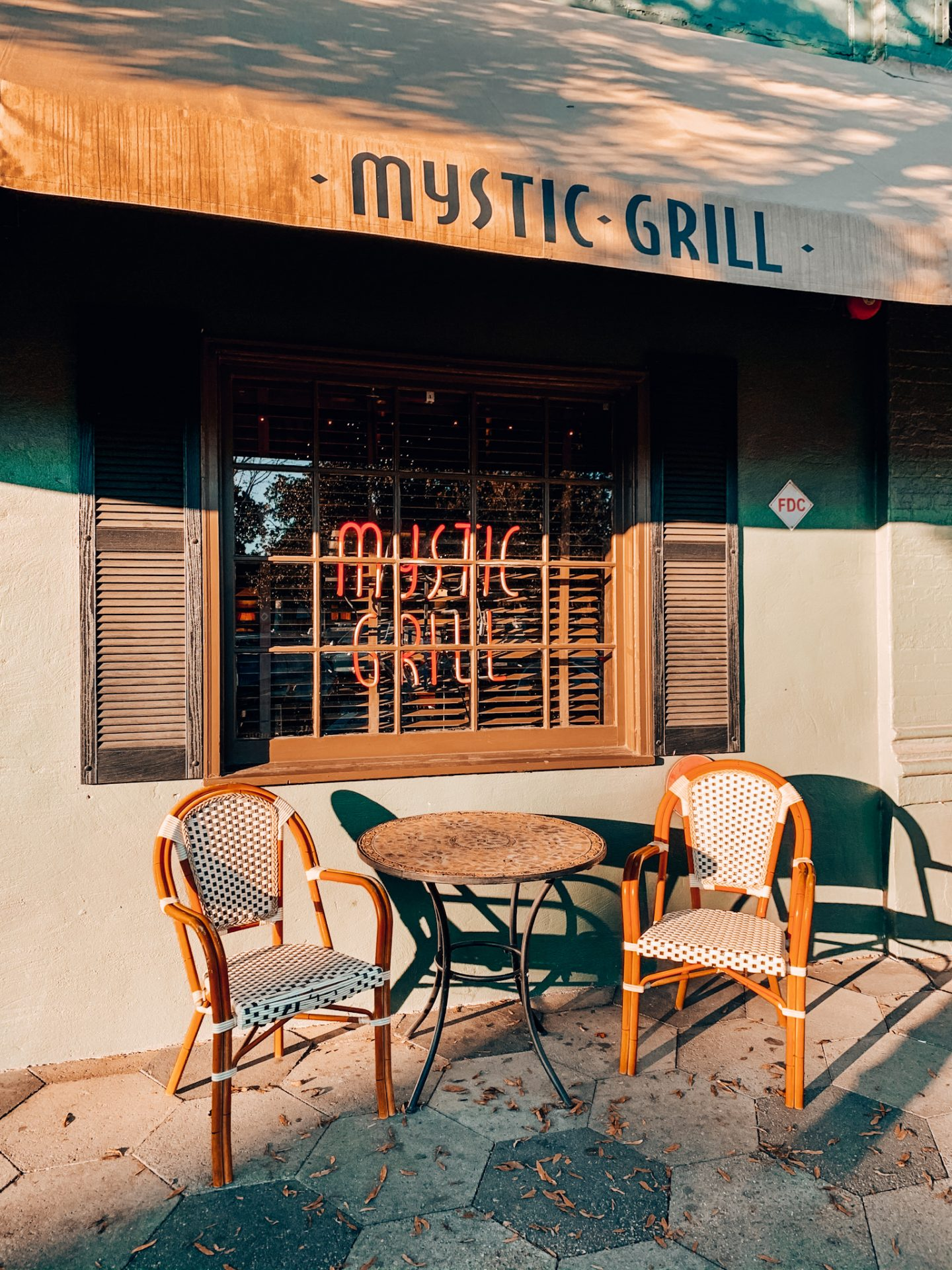 The Mystic Grill in Covington, Georgia