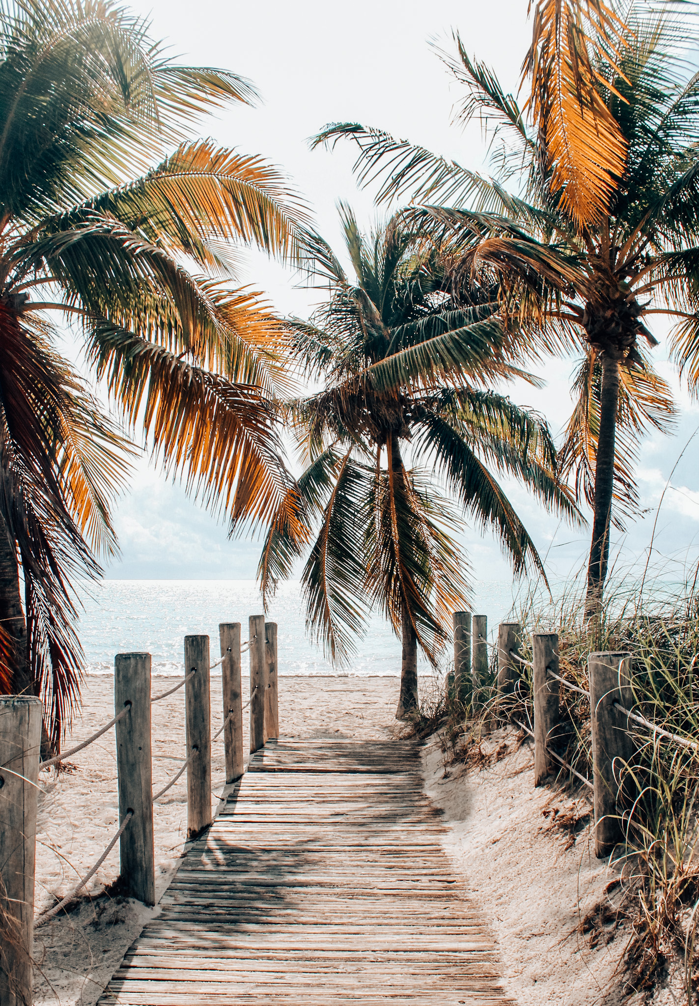 Smathers Beach is a hidden gem in the Florida Keys!