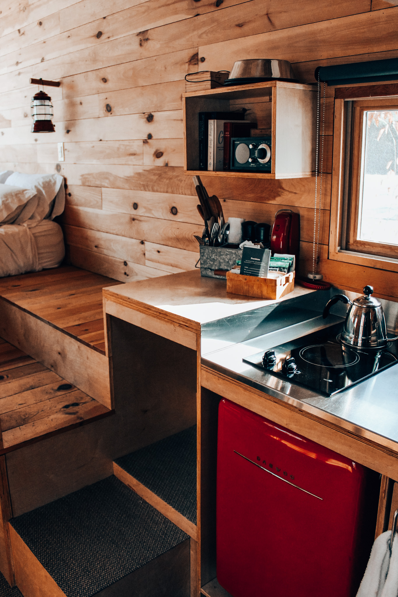Getaway's kitchen